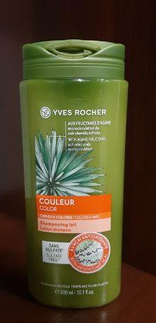 Szampon Yves Rocher do włosów farbowanych, 300ml, Nowy - przesyłka 1zł