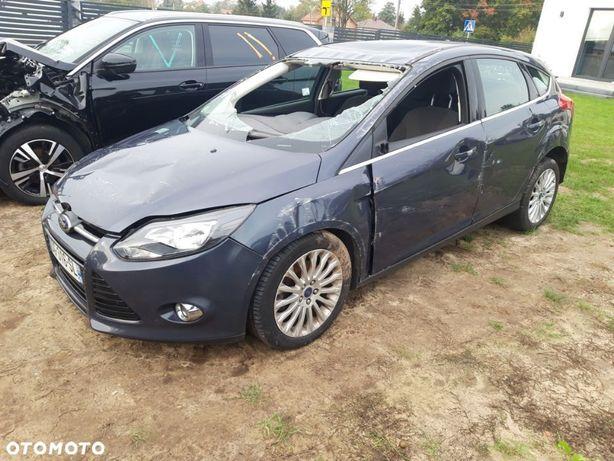 Ford Focus 2014rok 2.0 tdci automat navi opłacony po kolizj