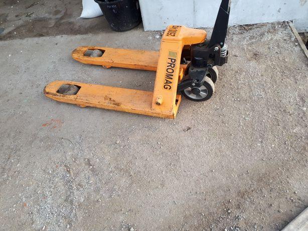 Wózek paletowy paleciak 2.5tony 80cm