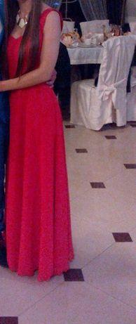 sukienka czerwona XS S
