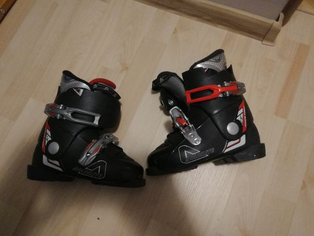 Buty narciarskie junior