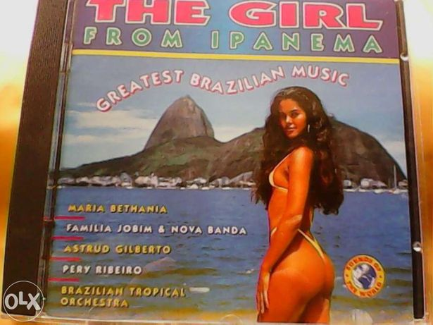 """The girl from ipanema"" - greatest brazilian music"