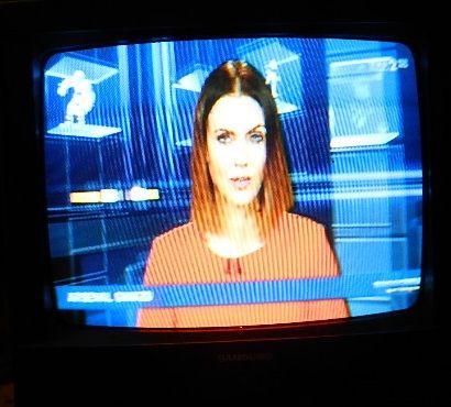 "TV Samsung 14"""