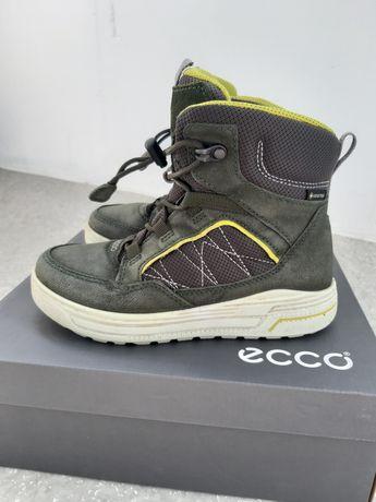 Ecco urban snowboarder ботинки зимние 33р стелька 21.5 см