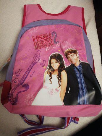 Plecak High School Musical