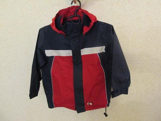 Куртка-ветровка для мальчика р.116 OUTBURST