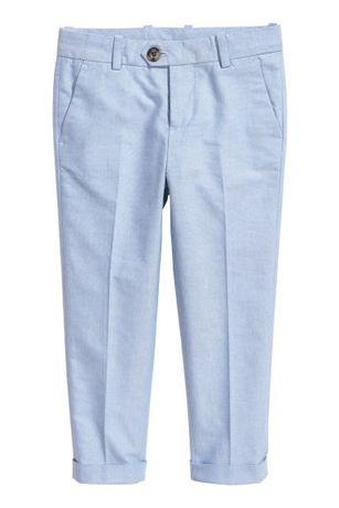 spodnie HM garniturowe 116