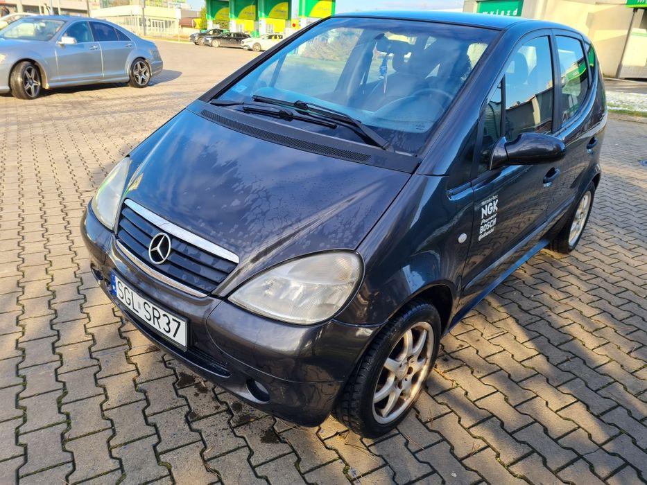 Mercedes-bens a klasa 1.4 benzyna. klimatyzacja Zabrze - image 1