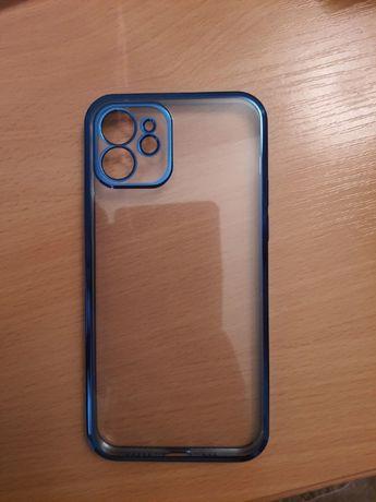 Силиконовый чехол на Iphone 12