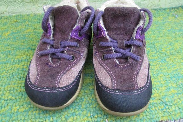 ботинки детские утепленные