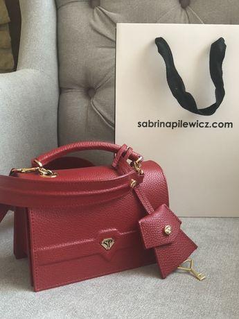 Nowa torebka Alba z breloczkiem Sabrina Pilewicz