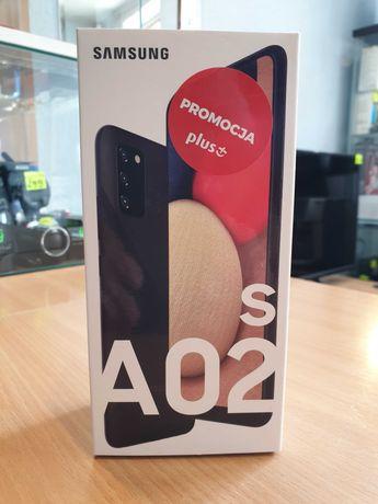 Telefon smartfon Samsung galaxy A02s nowy