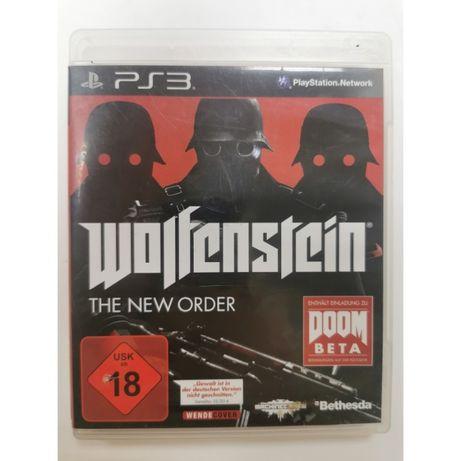 PS3 Wolfenstein PlayStation 3