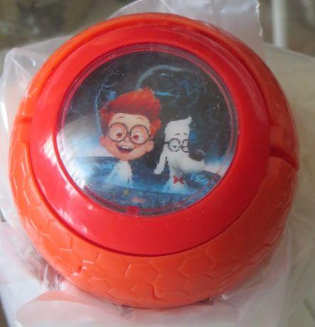 Bola puzzle Mr Peabody and Sherman + Oferta DVD A Rainha
