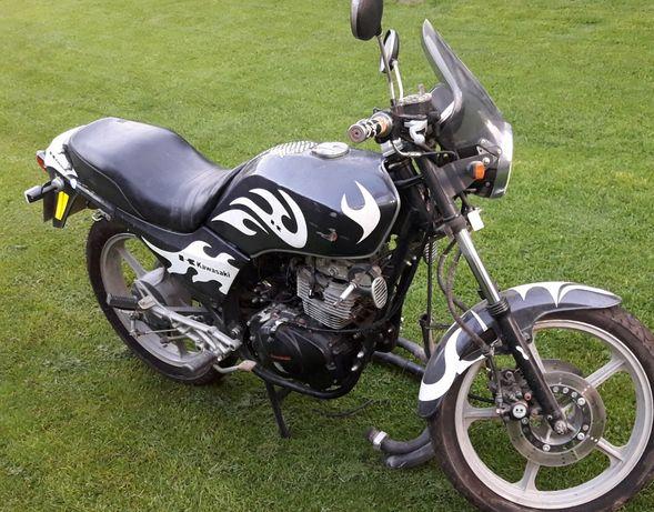 Kawasaki 305 gpz kz ltd gpz305 części