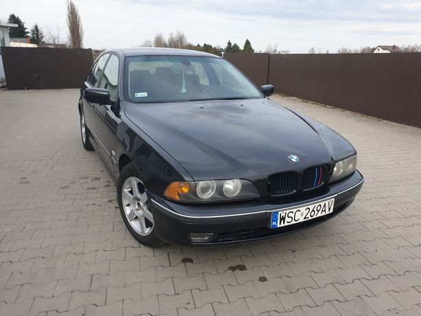 Sprzedam BMW  E39