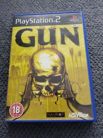 Gra GUN na PS2 Play Station