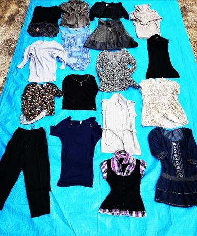 Ciuszki S Zara, Mohito, Esprit, Reservet, Orsay, Mango, Bialcon
