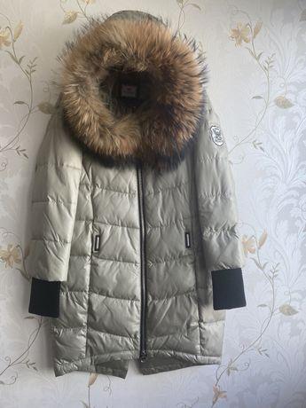 Куртка ( биопух) зима-осень р. S