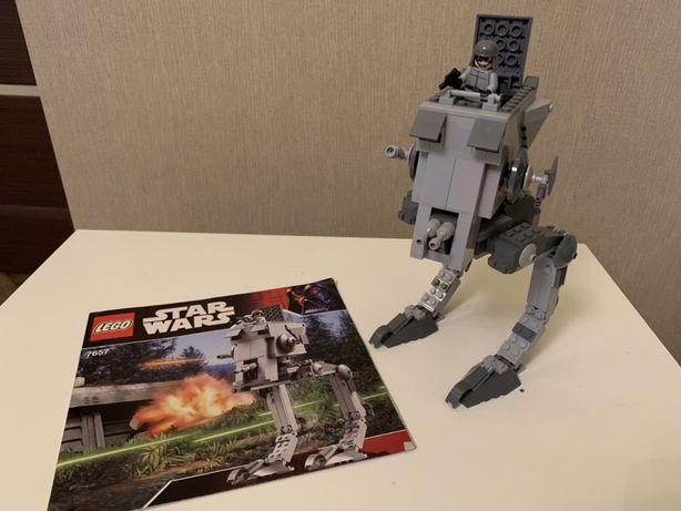 LEGO Star Wars 7657 AT-ST Лего звездные войны