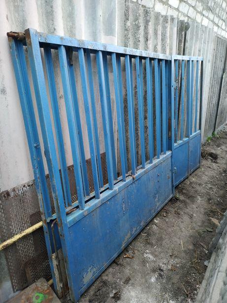 Ворота+ Калітка