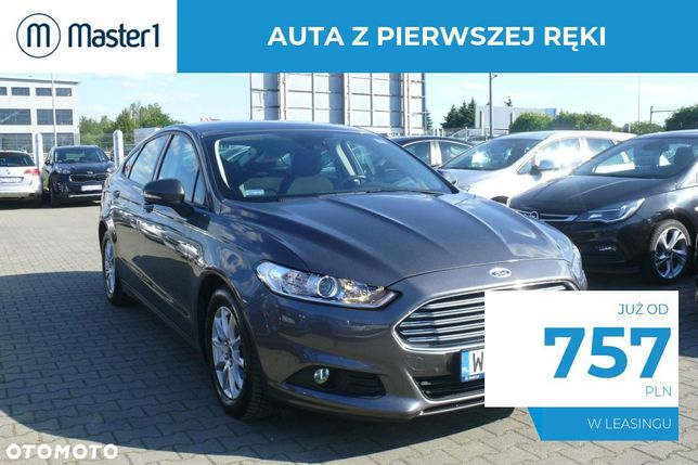 Ford Mondeo WD8367L # 2.0 TDCi 150KM GoldX Trend hatchback 2016