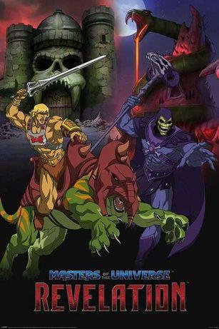 Plakat Masters Universe - Revelation Good Evil 61x91,5