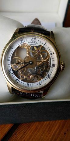 Nowy Zegarek Roraty GS02522 skeleton