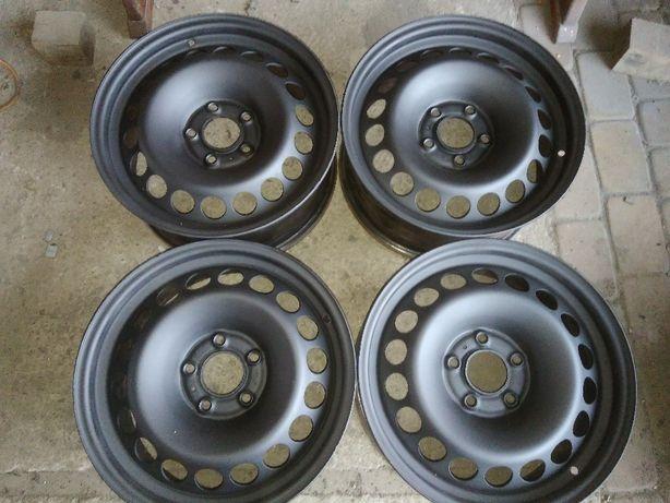 16 5x112 - 66,5 mm - po renowacji - audi , mercedes 7Jx16H2