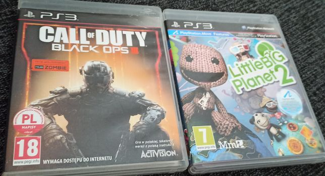Gry na konsole PS3