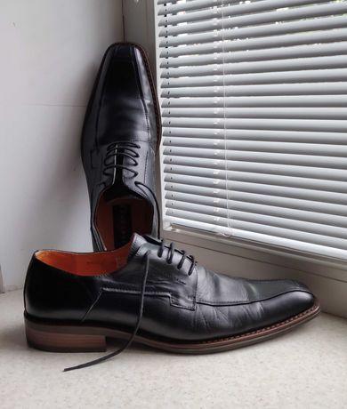 Кожаные итальянские туфли Prissioner Uomo