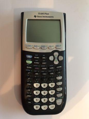 Maquina Calculadora Texas Instruments T1-84 Plus
