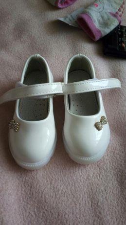 Туфельки для маленькой принцессы!!!