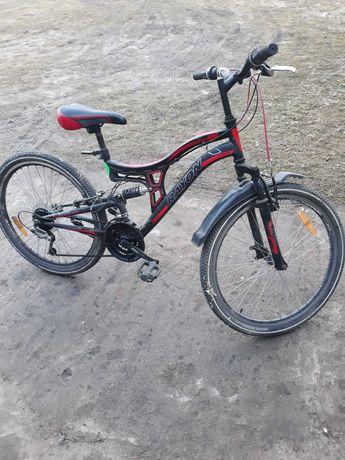 Rower firmy Rayon.
