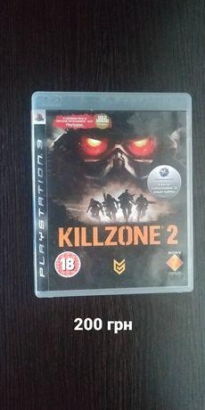 Killzone 2 Uncharted Call of Duty MW3 MXvsATV Terminator для PS3