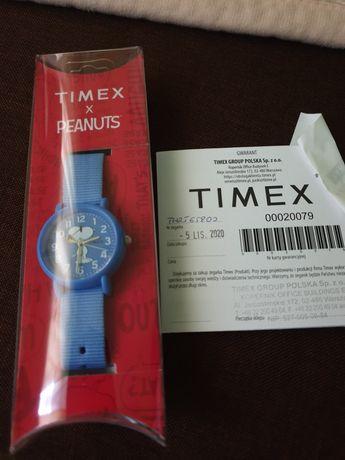 Zegarek Timex Weekender Snoopy