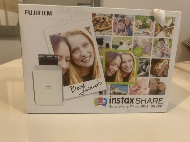 Fujifilm Instax Share Sp-2 drukarka do telefonu zdjec PREZENT