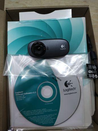 Вебкамера Logitech C310