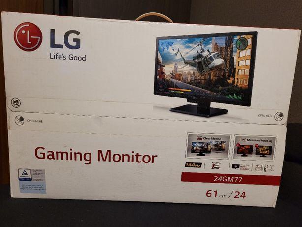 Monitor 144hz LG 24GM77-B