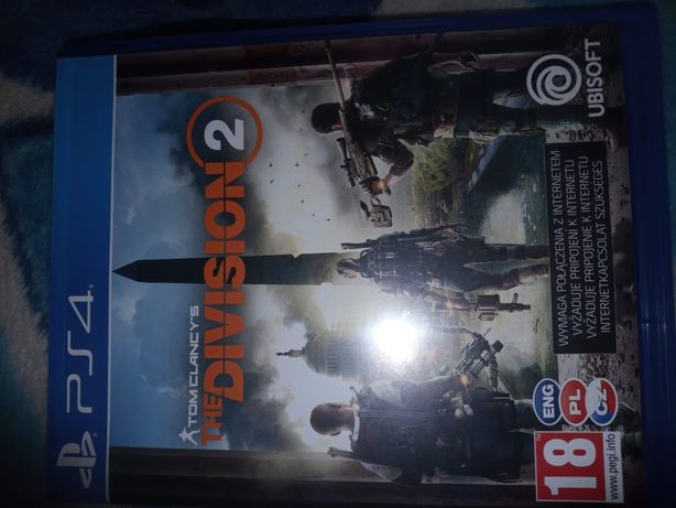 Tom Clancy's The Division 2 PS4 gra