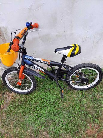 Rower dla chłopca koła 16 cali
