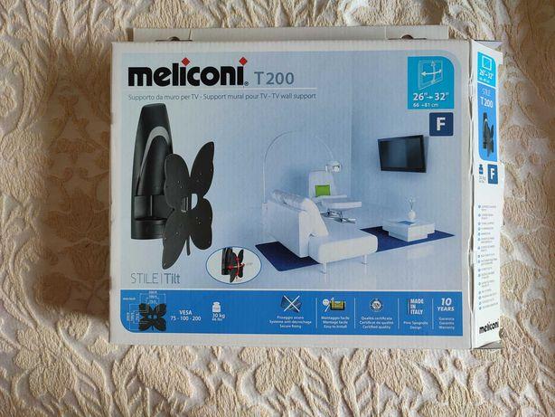 Meliconi T200 - Suporte para TV - VESA 75, 100 e 200