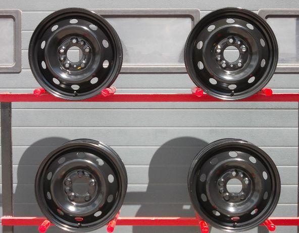 Felgi stalowe 15 5x118 Fiat Ducato II Citroen Jumper II Peugeot Boxer