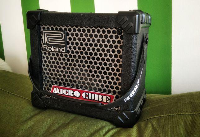 Roland MicroCube wzmacniacz gitarowy combo przenośny
