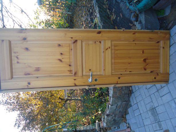 Дверь межкомнатная (сосна)