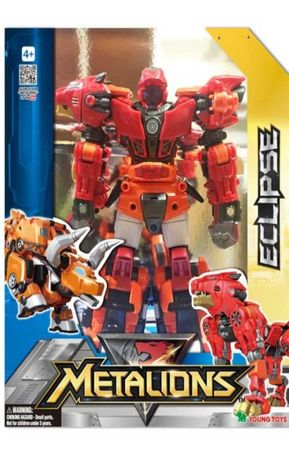 Metalions Eclipse Robot transformer