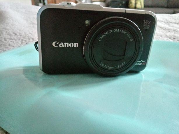 Фотоаппарат цифровой Canon powershot sx230 hs
