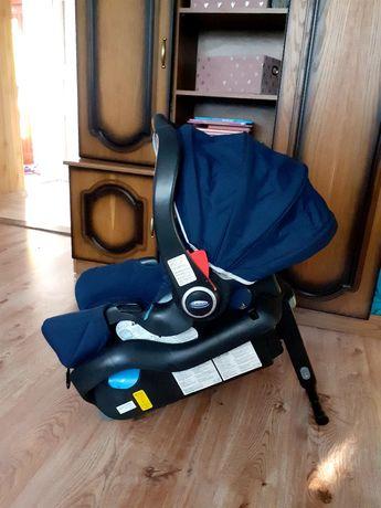 Fotelik graco z bazą nosidelko 0-13 kg bdb