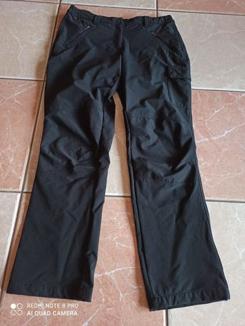 Spodnie damskie Softshell treking