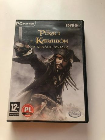 Gra PC Piraci z Karaibów: Na Krańcu Świata